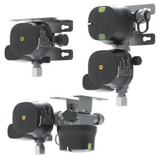 Plynový regulátor so senzorom nárazu