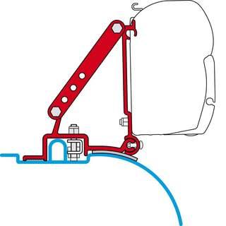 Adaptér Fiat Ducato (High Roof)