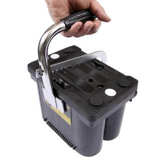 Rukoväť na prenášanie všetkých typov batérií
