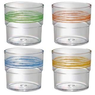 Waca sada pohárov na vodu