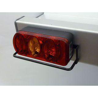 Ochranný držiak svetiel pre nosiče FForto