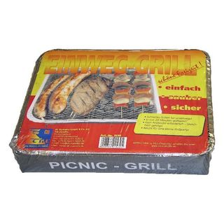 Jednorázový grill