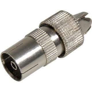 Koaxilný konektor samica