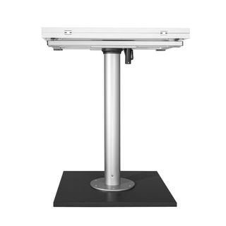 Pevný noha stola s posunom
