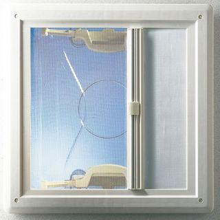 Spodná časť okna so zatemnením a sieťkou proti hmyzu pre 206/110