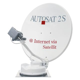 Satelitný systém AutoSat 2S 85 Control Internet