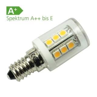 LED trubicová žiarovka SMD