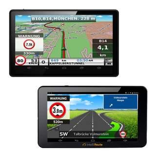 navigačný systém IntelliRoute Caravan