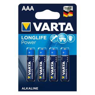 Batérie Varta Longlife Power