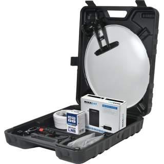 Satelitný systém Megasat camping case HD