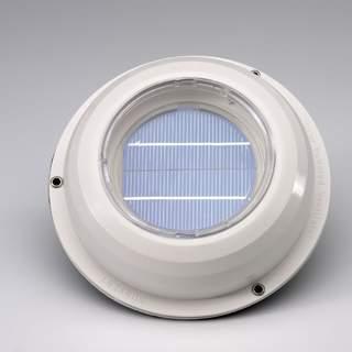 Lilie solárny hubový ventilátor 215