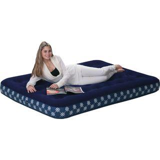 Nafukovacia postel s integrovanou pumpou