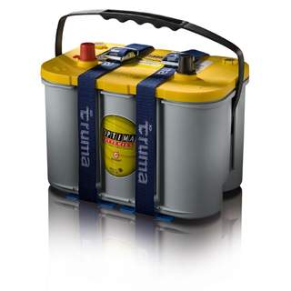Truma popruhy pre batériu Optima YTS