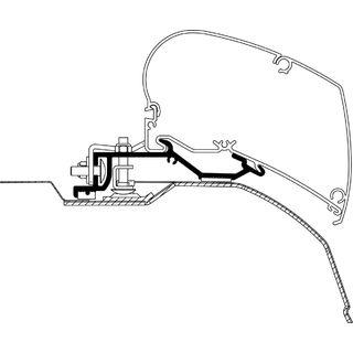 Adaptér Fiat Ducato H2