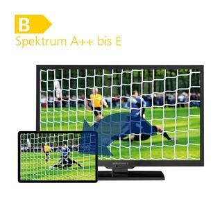 Televízor TFT-LED-DVD-kombinácia SL-Linie DSB+ K