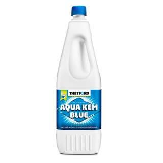 Chémia do WC Aqua Kem blue