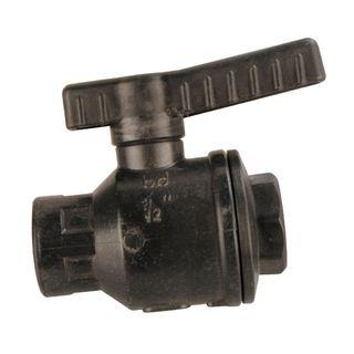Gulový ventil s obojstranným závitom
