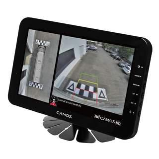 Cúvací video systém Camos 360 ° HD so 7   monitorom