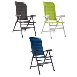 Kempingová stolička HighQ Basic Greenline