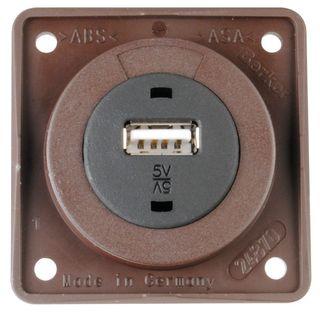 Nabíjacia zásuvka Integro USB