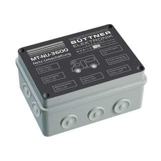 Spínacia skrinka pre sínusový invertor MT NU 3600