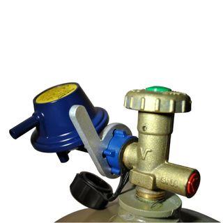 Quickfree kľúč na regulátor plynových fliaš