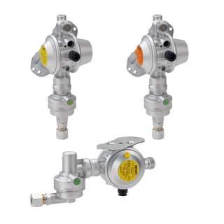Caramatic Bezpečnostný systém na reguláciu plynu Drive One