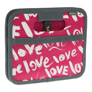 Skladacia krabica Meori Mini, ružová, Love