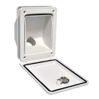 Carysan servisná klapka na vodu