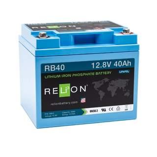Lítiová batéria RB 40