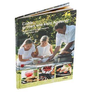 Kuchárska kniha Cobb Grillen