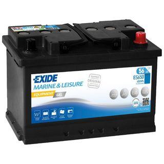 Batéria EXIDE Equipment Gel