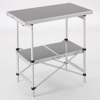 Hliníkový skladací stôl
