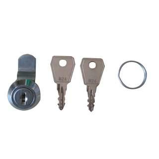 Reich zámok s 2 kľúčmi pre napájací poklop