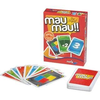 Kartová hra Mau Mau