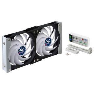 Dvojitý ventilátor chladničky Titan SC19
