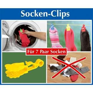 Klipy na ponožky do práčky