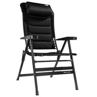 Kempingová stolička HighQ Comfortable XL