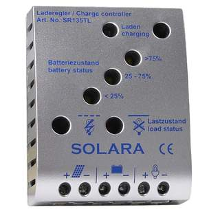 Regulátor solárneho nabíjania